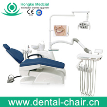 CE Approved High Quality Hongke Dental Chair with dealer price