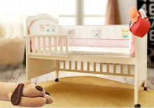 wooden baby cot bed for wholesale