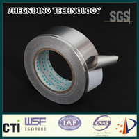 gas pipe aluminium foil tape For duct working manufacture