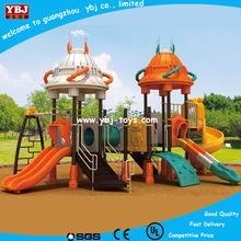 Outdoor playground slide/plastic park bench/preschool toys/fencing sport equipment