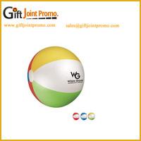 Promotional Non-Toxic Printed LOGO Inflatable PVC Beach Ball Fun Toy