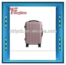 2014 china factroy trolley case New product ABS Hard shell Luggage/hard shell vip luggage/abs trolley luggage