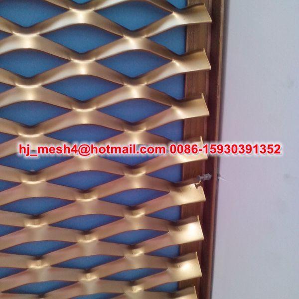 Lamiera stirata rivestimento di facciata materiali da for Rete stirata prezzo