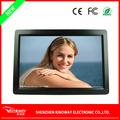 12 16:9 pulgadas pantalla lcd marco de fotos digital( k1928dpf) con multi- función de alta calidad
