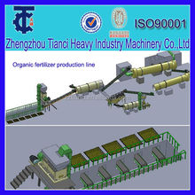 Large capacity high quality Poultry/Chicken manure fertilizer pellet making machine