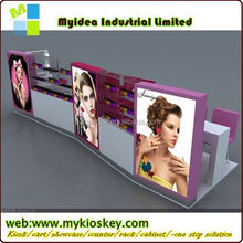 High quality solid surface marble salon color bars