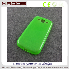 Customized image print phone cover for Samsung mobile phone cover
