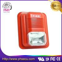 24v strobe siren fire alarm siren