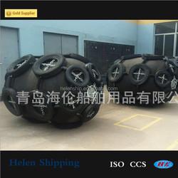 CCS SGS authorised top quality & competitive price yokohama type pneumatic rubber dock fender