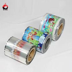 Plastic automatic bubble tea cup sealer