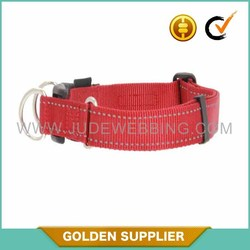 factory made dog training reflective double up dog collar