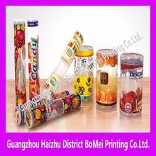 custom pp/pet/pvc box pvc waterproof box pvc cosmetic makeup pvc packaging box