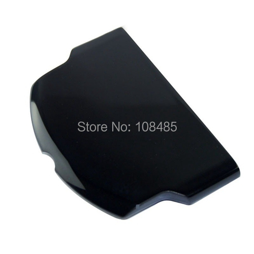 image for New Replacement Black Battery Cover Door Case For PSP 3000