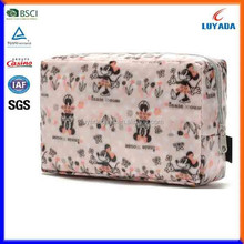 fashion girls New Beauty case Cosmetic bag Makeup pouch