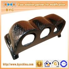 Carbon Fiber Car Gauge Pod For Suzuki Swift 2005-2011 52mm Auto Gauge Pod