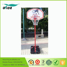 Height 2.1-2.6m Medium Portable Basketball Stands for children outdoor toys
