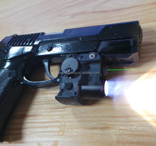 Competive price laser gun sight with both LED and Laser, red&green&red dot are all adjustable