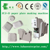 2015 paper plate paper tray making machine can change mold