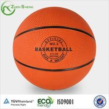 Zhensheng Rubber Leather Indoor Training Basketballs Balls