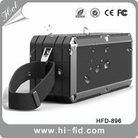 2015 new product waterproof shower speaker bluetooth hansfree calling