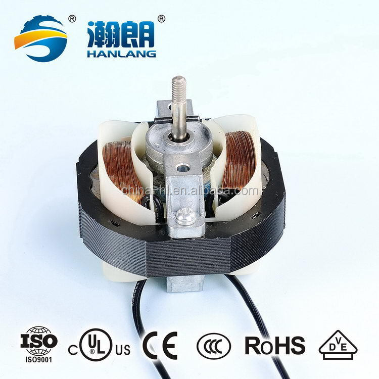 Quality new coming dual shaft ac motor