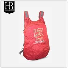 HenRon1 GSV ICTI Factory New fashion backpack travel