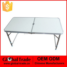4-Foot Aluminum Folding Portable Camping Table C0041
