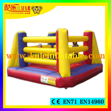 China Kule toys inflatable bouncer bouncy boxing adult boxing game boxing inflatable
