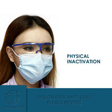 Physical inactivation Germany PP material 3ply non woven medical disposable face mask/excellent filtering bacteria and PM2.5