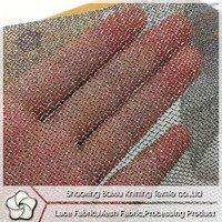 2015 China top salable 100 polyester pure silver mesh fabric for wholesale