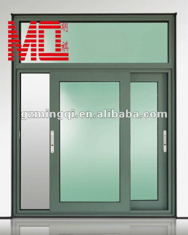 Aluminum frame windows details for Aluminium window frame manufacturers