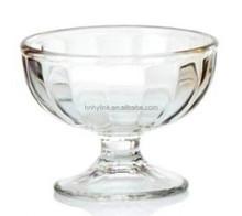 high-quality sundae glass/ ice cream glass cup/ glass ice pot(item no.GA40010)