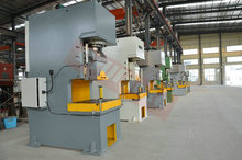 China supplier export to europe hydraulic metal punch machine