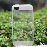 TPU GEL CRYSTAL CLEAR & MATTE MIX SOFT CASE COVER FOR IPHONE 4G 4S + SCREEN FILM