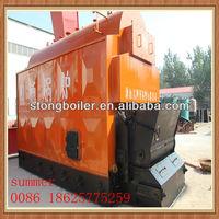 Industrial coal fired ftb steam boiler