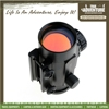 TRUE ADVENTURE TC-J022 RD1X40 40mm Red Dot Scope Tactical Laser Sight laser sight for pistol .40 Laser Sight for Gun