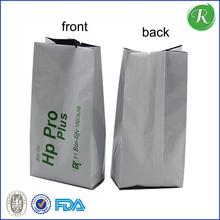 aluminum foil bag for chicken hot food macdonald