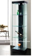 hot sale modern display shelf for hair salon