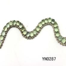 wholesale fashion rhinestone and crystal chain