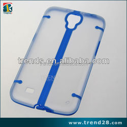 four points design stand smart cover case for samsung galaxy mega 6.3 i9200