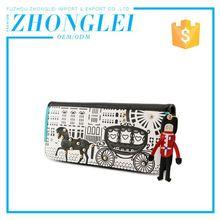 2015 Latest Design Customizable Tri Fold Kids Wrist Wallet