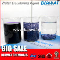 BLUWAT Water Treatment Chemical Water Decoloring Agent