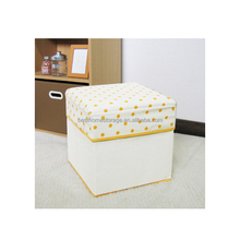 2015 Simple Folding Storage Ottoman
