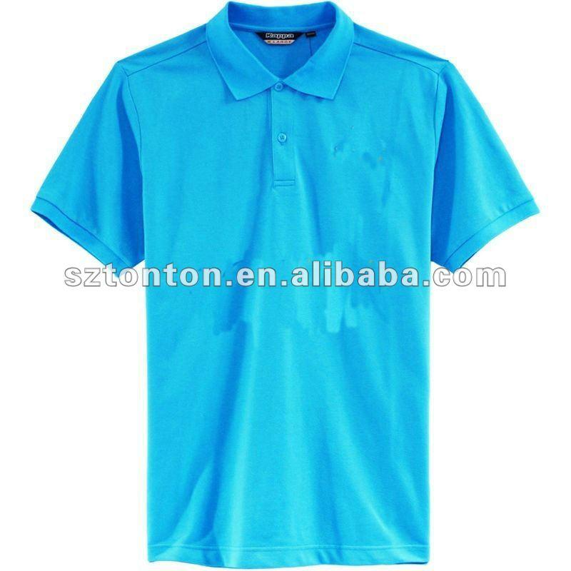 Custom made dye sublimation blue polo tee shirt buy blank blue polo tee custom made polo shirt for Dye sublimation t shirt