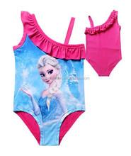 frozen swimming clothing frozen swimsuit frozen swimwear one piece swim dress