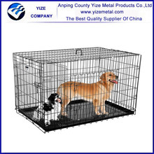 """18"""",24"""",30"""",36"""",42"""",48"""",Folding Metal Wire Pet Cage"""