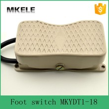 MKYDT1-18 hot sale low price popular household 3 way toggle usb foot switch for floor lamps,push button foot switch