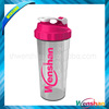 500ml/750ml BPA free Protein Shaker Bottle