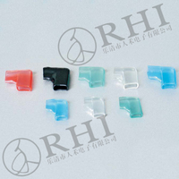 DF187-2 Electrical cable sleeves /Cable Insulation Sleeves/PVC wire harness assembly Caps