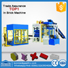 construction building automatic brick making machine price QT10-15 cement brick making machine price in india